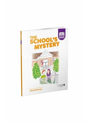 Red House Redhouse Reading Set 5 The School's Mystery Beyaz